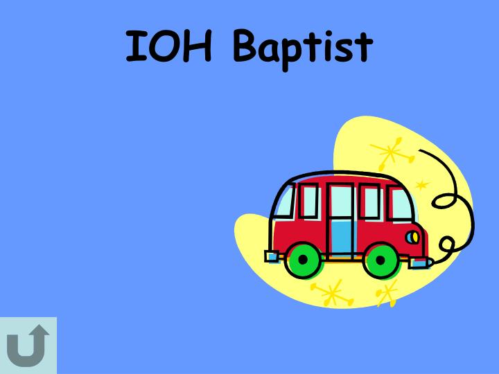 IOH Baptist
