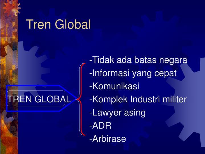 Tren Global