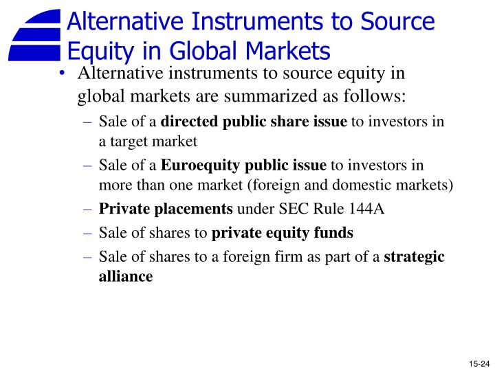source of equity Definition, examples and source of equity financing equity financing is the strategy for raising capital by offering companies stocks / shares to investors, public, money lenders, institutions etc.