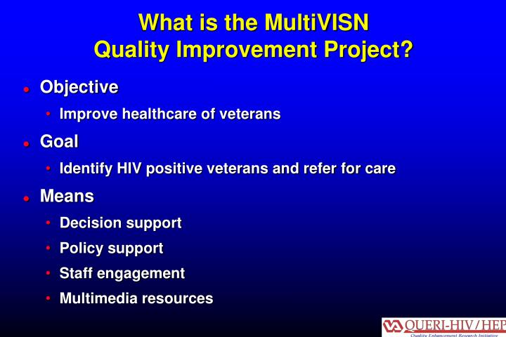 What is the MultiVISN