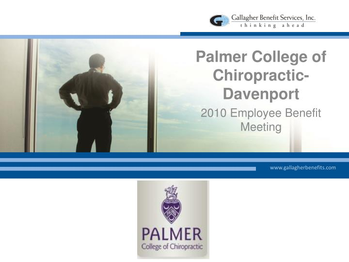 Palmer College of Chiropractic-Davenport