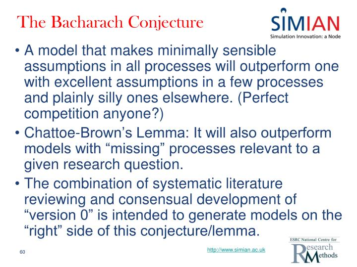 The Bacharach Conjecture