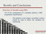 results and conclusions1