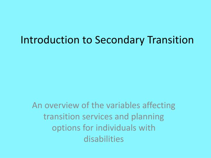 trends and issues for secondary education Esed 8130 – research on current trends and issues this course provides candidates the opportunity for in-depth exploration and reflection of current trends, issues and research of effective teaching and learning.
