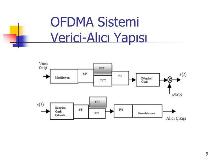 OFDMA Sistemi