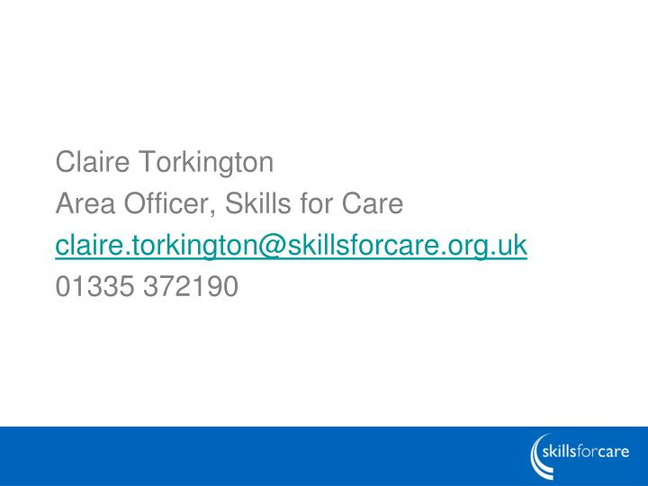 Claire Torkington