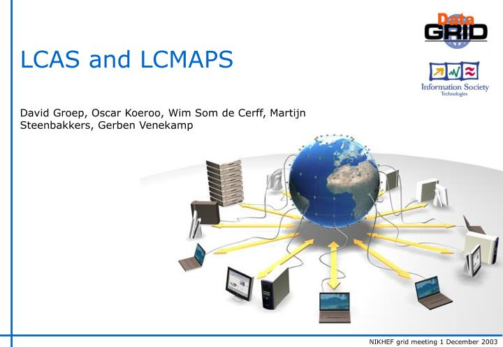 lcas and lcmaps n.