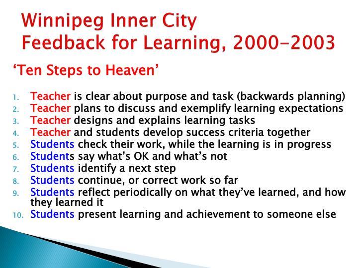 Winnipeg Inner City