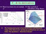 f 2 its derivatives2