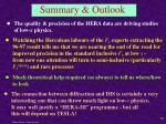 summary outlook1