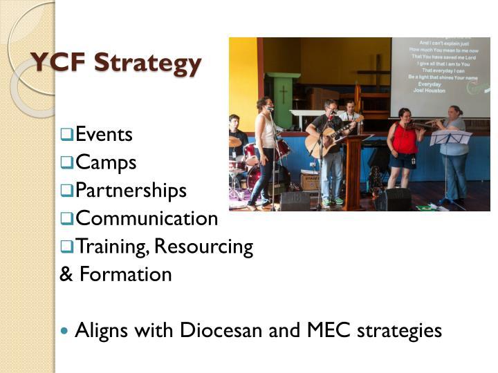 YCF Strategy