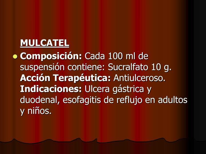 MULCATEL