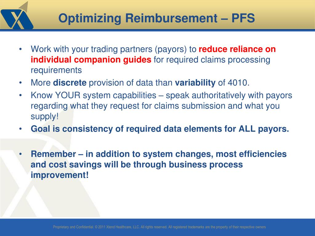 PPT - Optimizing Reimbursement with HIPAA 5010 and ICD-10 PowerPoint