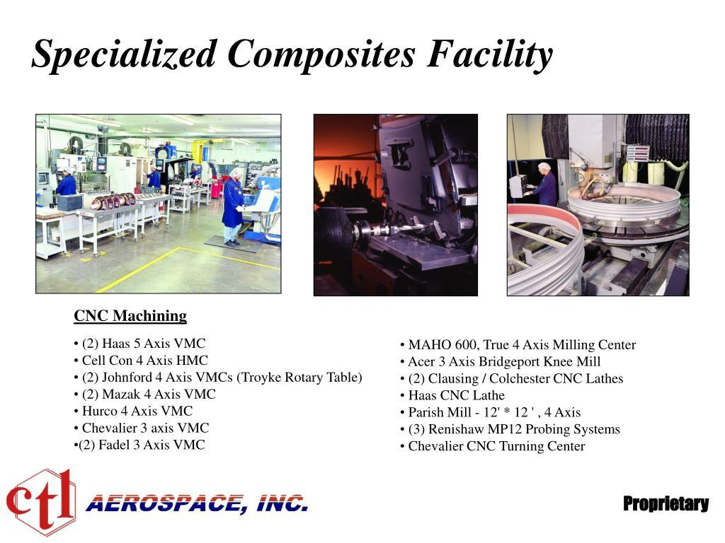 PPT - CTL Aerospace, Inc  5616 Spellmire Drive, Cincinnati, OH 45246