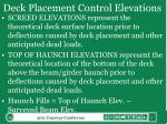 deck placement control elevations1