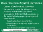 deck placement control elevations4