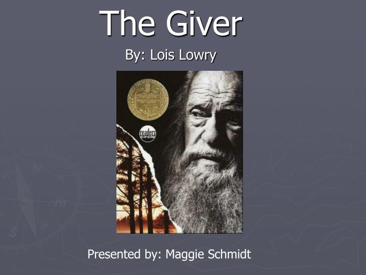 the giver by lois lowery essay The giver is wrote by lois lowry release on 1993-04-26 by houghton mifflin harcourt, this book has 192 page count that contain valuable information with easy reading structure the book is one of best juvenile fiction book, you can find the giver book with isbn 9780547345901.