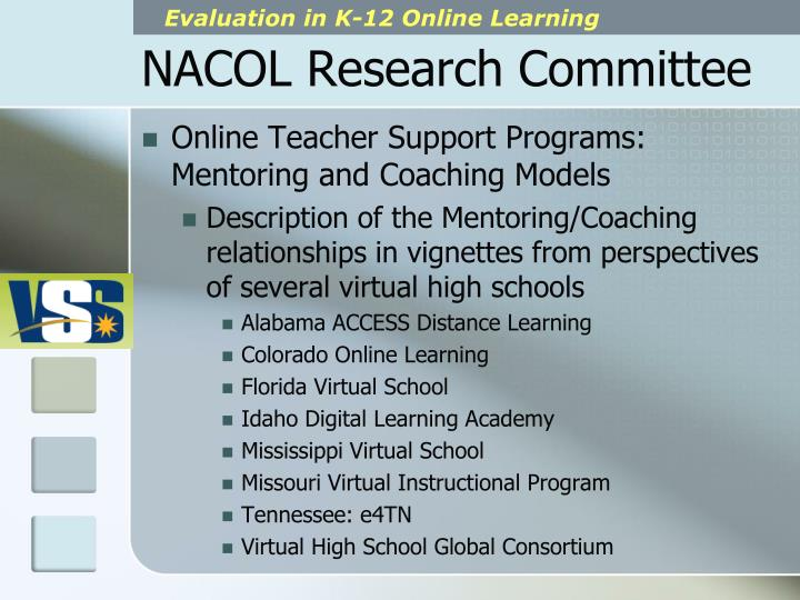 NACOL Research Committee