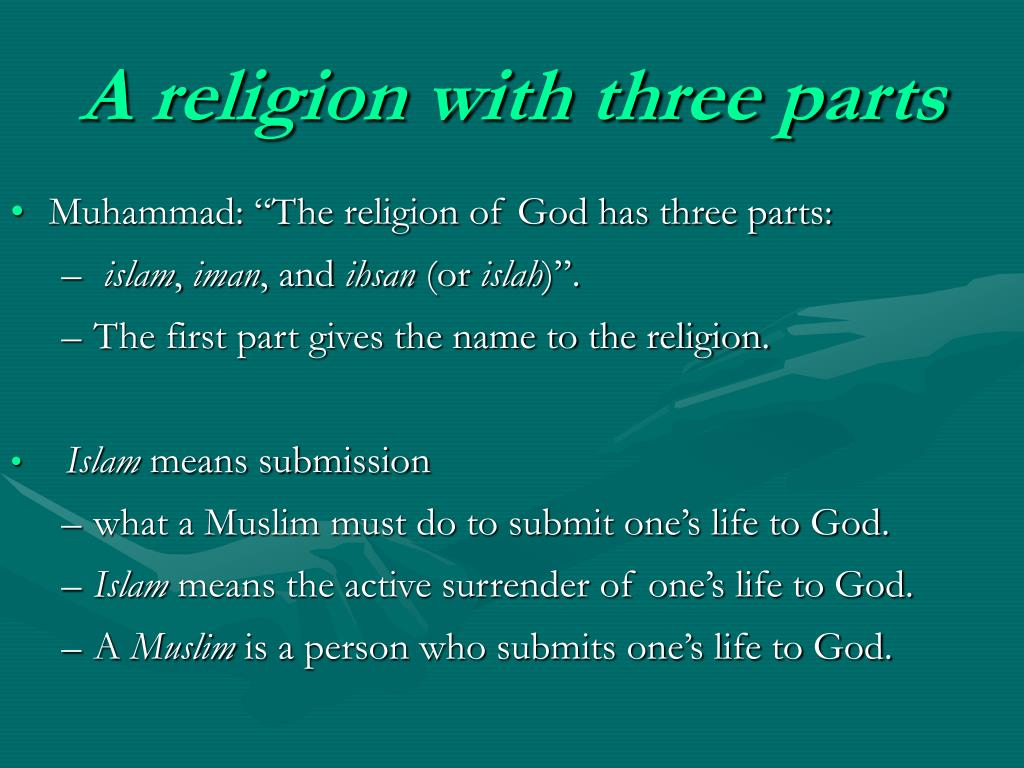 PPT - Introduction to Islam 1  The Pillars of Islam EAPI