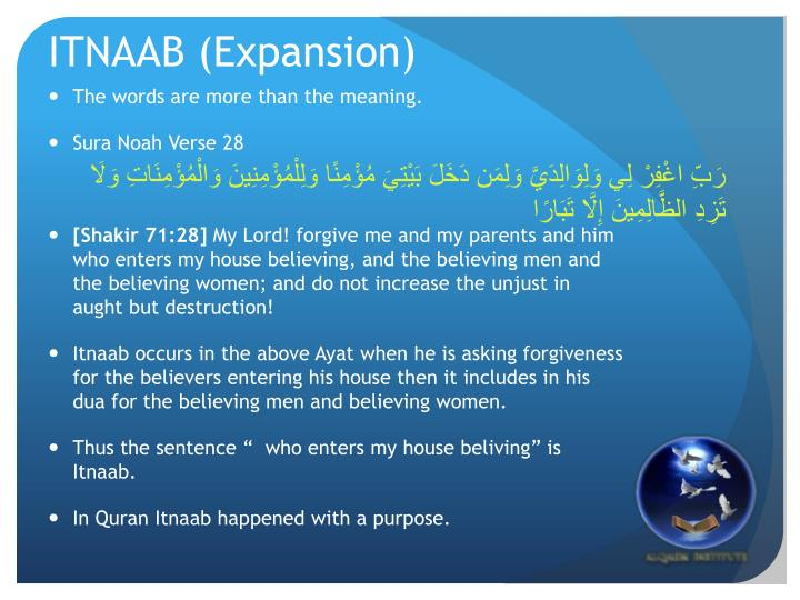 ITNAAB (Expansion)