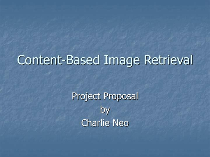 cbir Cbir (uncountable) acronym of content-based image retrieval qbic cbvir cbirs bric, crib.