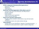 service architecture v