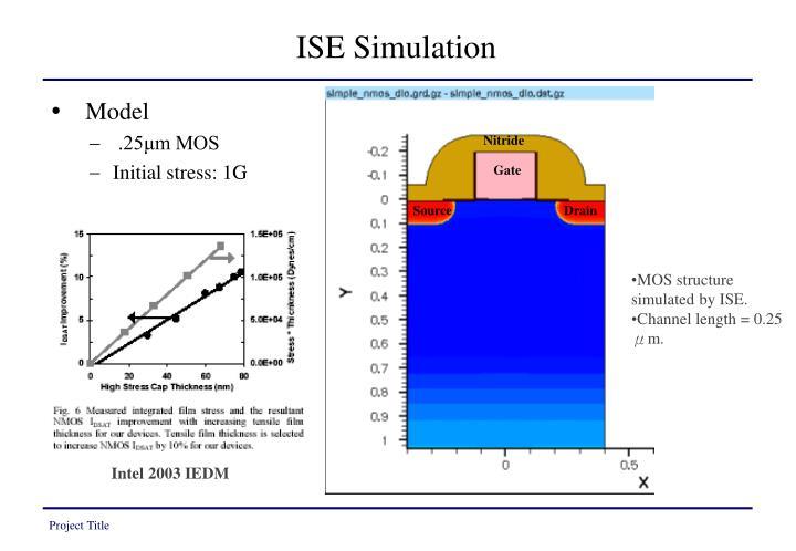 ISE Simulation