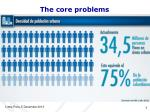 the core problems