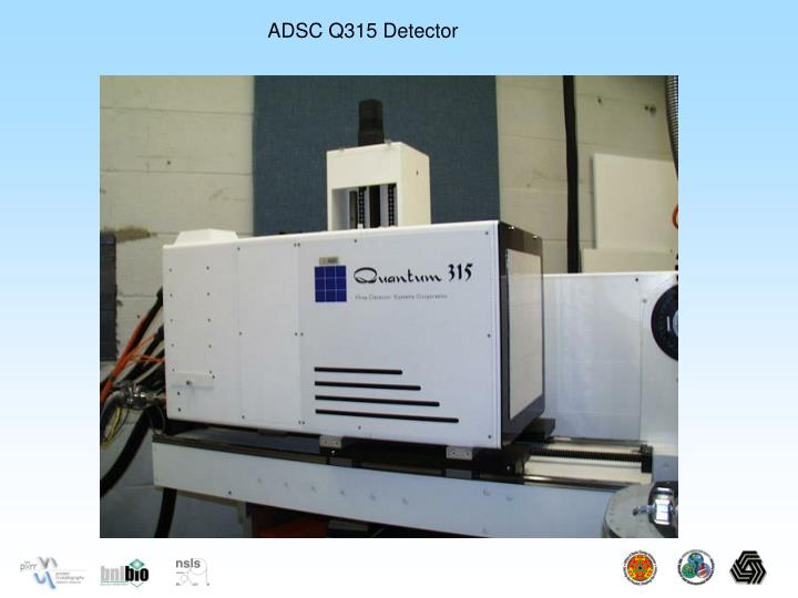 ADSC Q315 Detector