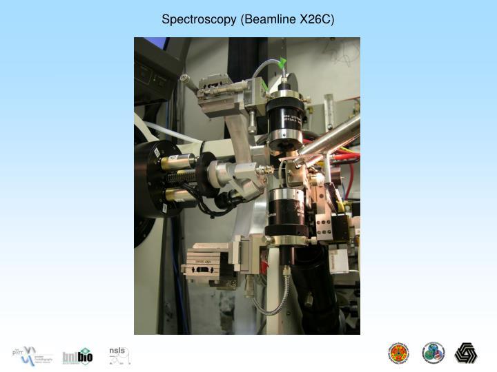 Spectroscopy (Beamline X26C)