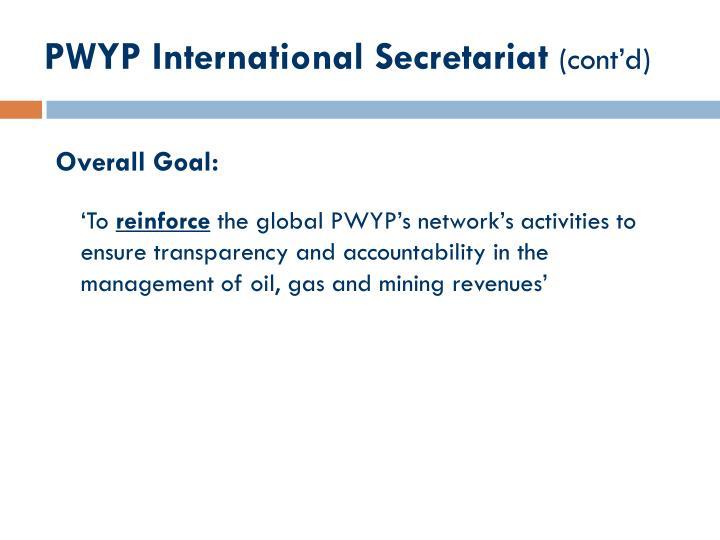 PWYP International