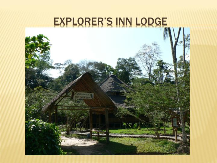 Explorer's