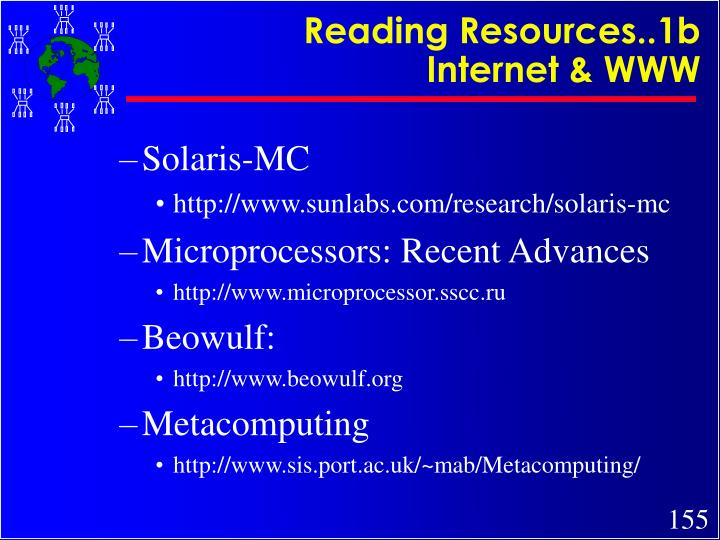 Reading Resources..1b