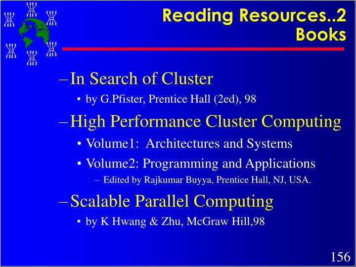 Reading Resources..2