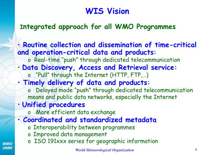 WIS Vision