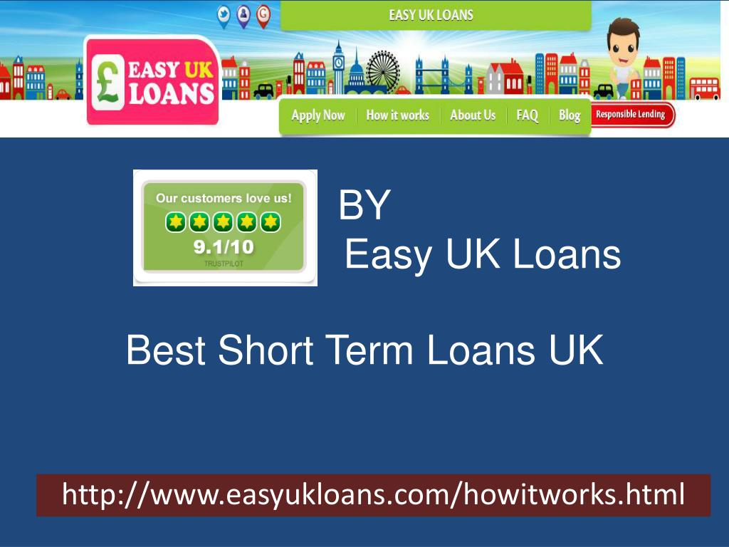 Best Short Term Loans >> Ppt Best Short Term Loans Uk Powerpoint Presentation Id