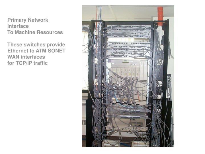 Primary Network