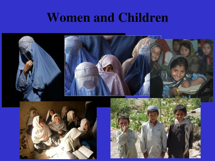 Women and Children