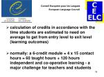 conseil europ en pour les langues european language council38