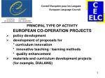 conseil europ en pour les langues european language council4