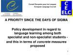 conseil europ en pour les langues european language council5