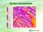 terrain assessment