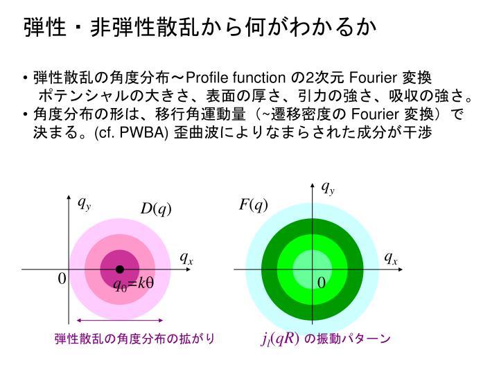 PPT - 実験屋のための実践的核反...