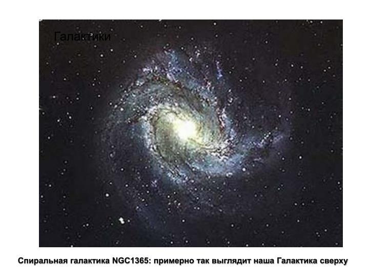 Галактики