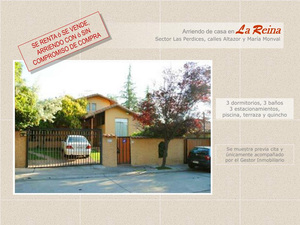 Ppt 3 Dormitorios 3 Baños 3 Estacionamientos Piscina