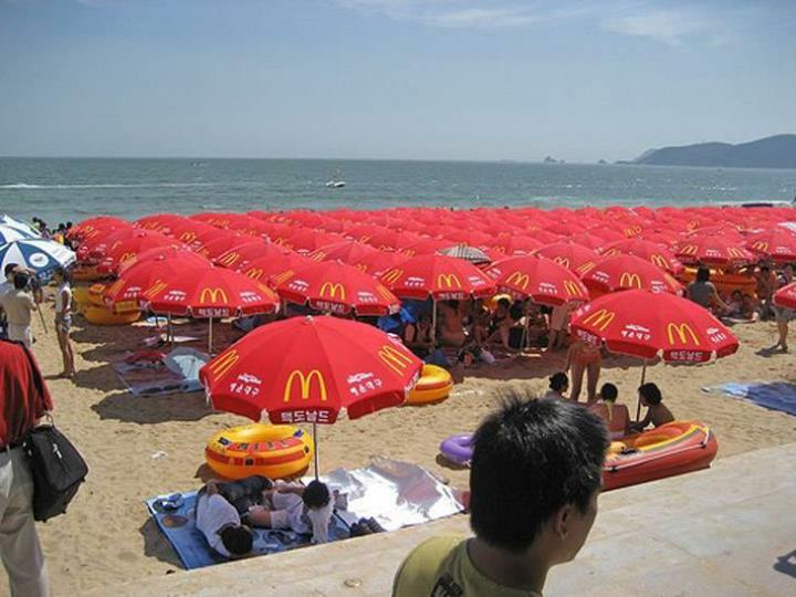 Playa en china
