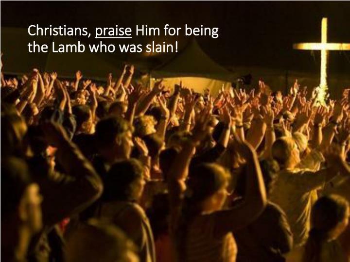 Christians,