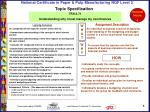 topic specification2