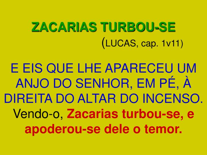 ZACARIAS TURBOU-SE