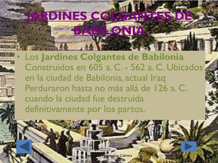 Ppt Las 7 Maravillas Del Mundo Powerpoint Presentation Id 5209381